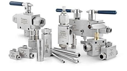 Medium And High Pressure Products Swagelok